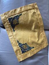 Jesurum Napkin Italian Hand Embroidered Italian Venice Table Linen 20 Available