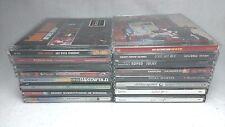 Lot of 15 CDs Rock/Pop/Dance VG-LN -Dave Matthews,Eminem,Oakenfold,Moby,J Mayer