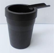 1- Black Cigar Ashtray, Ash2Cigar-1