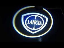 Kit Luci Logo LED Proiettore sottoporta LANCIA Led Cree Cortesia 5W 12V  **