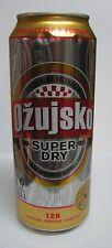 2014 Edition empty Ožujsko Super Dry 500 ml Beer Can / leere Dose (Croatia)