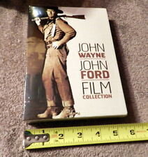 John Wayne: John Ford Film Collection DVD 7 Disc Set Fort Apache Searchers 2012