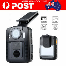 Boblov 1296P FHD Security Body Worn Camera Video DVR Camcorder H.264 Waterproof