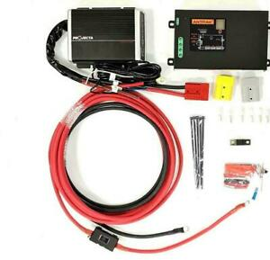 !PROJECTA IDC25 DC TO DC MPPT SOLAR 4X4 4WD AGM DUAL BATTERY SYS PLUSES10 10%OFF