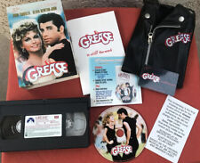 Grease 20th Anniversary Edition VHS +Video Bonus & Limited Edition Extras
