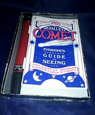 Vintage 1980s Official Halley's Comet Observation Kit Tasco
