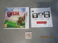 Zelda Ocarina of Time 3D  / Nintendo 3 DS