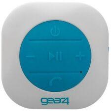 GEAR4 - SHOWER PARTY BLU CASSA STEREO IMPERMEABILE  APPLICABILE AL MURO