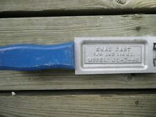 DO-IT LEAD FISHING SINKER MOLD<SHAD DART 1/8-1/4 OZ<MODEL # JD-7-48