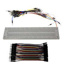 Breadboard Kit for Arduino with Male-Female and Male Male Connectors