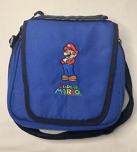 Blue Super Mario Nintendo DS Soft Carry Case/Bag