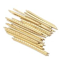 Set 20pcs Frets for Strat Guitar Copper Fret Wire Fingerboard 2.0mm