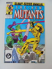 The New Mutants Nr.3 Giant-Sized Annual US Marvel Comic Zustand 1