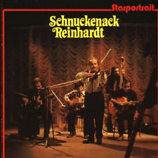 Schnuckenack Reinhardt Starportrait (Sweet Georgia Brown) 1986 Intercord CD