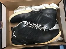 JORDAN Fly Wade 2 Men's Basketball shoes Black/White 479976 010 Size 11