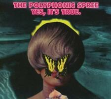 Yes,Its True von The Polyphonic Spree (2013), Digipack, Neu OVP, CD