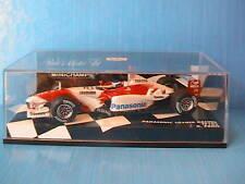 PANASONIC TOYOTA RACING TF103 #20 PANIS 2003 MINICHAMPS 400030020 1/43 formule 1