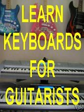 Keyboard Lessons for Guitar Players Made Easy DVD! Learn A New Instrument Fast.