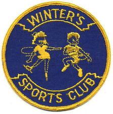 Winter's Sports Club Patch