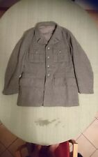 Vtg Swedish Soderbergs Upsala Wool Coat