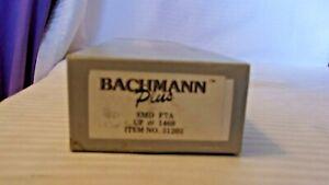 HO Scale Bachmann EMD F7A Diesel Locomotive Union Pacific, Yellow, #1468 BNOS