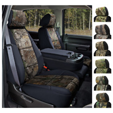 Ford F150 Coverking Neosupreme Realtree Custom Fit Front Seat Covers
