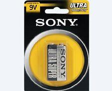 Confezione 1 Pila Batteria Sony New Ultra 9V S-006P 6F22 hsb