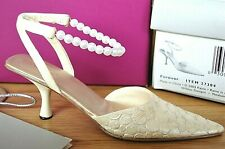 Just The Right Shoe - Forever, Wedding Anniversary shoe (see my other 90+ shoes)