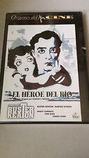 "DVD ""EL HEROE DEL RIO"" PRECINTADA BUSTER KEATON CHARLES F. REISNER MARION BYRON"