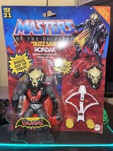 "Mattel-Masters of The Universe ""Buzz Saw""Hordak Action Figure Set"