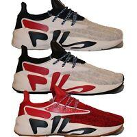 Mens Fila MINDBREAKER Classic Retro Casual Athletic Running Shoes Sneakers NIB