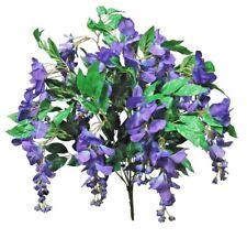 Purple Wisteria Artificial Flower 24