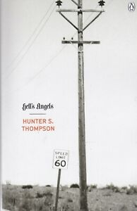 Hell's Angels by Hunter S. Thompson (Paperback) Book