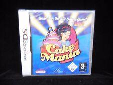 Cake Mania para Nintendo DS Nuevo y precintado