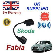 For Skoda Fabia Bluetooth Music Stream Module, iPhone HTC Nokia LG Sony Galaxy