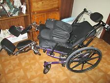 Invacare Solara 3G Tilt Wheelchair