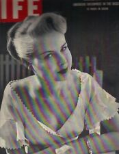 JOY LANSING Life Magazine 3/28/49 ARABIAN OIL