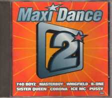 Compilation - Maxi Dance 2 - CD - 1996 - Eurodance Airplay Panic Records France