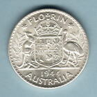 Australia. 1944-S Florin.. UNC/BU - Full Lustre