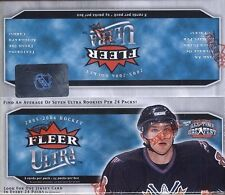 05/06 2005-06 Fleer Ultra Hockey Retail Box