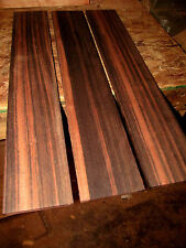 "39/"" x 6/"" x 15//16/"" 1.6 bdft. Rough Lumber Brazilian Brown Ebony"