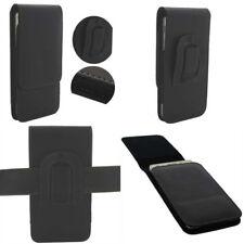 Vertikal Gürtel Handytasche 3XL für Samsung Galaxy S5