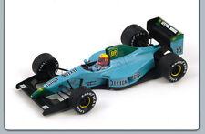 Spark S1658 - LEYTON HOUSE CG911 n°15 GP F1 Brésil 1991 Gugelmin - 1/43