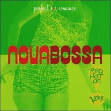 NEW Nova Bossa: Red Hot on Verve (Audio CD)