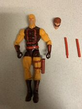 Marvel Legends Classics Red And Yellow Daredevil.