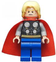 LEGO Minifigure - SH098 - SUPERHERO - Thor - No Beard