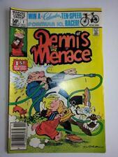 Dennis the Menace #1 Marvel Comics Vol. 2 (1981-1982)