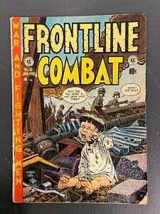 Frontline Combat No. 10 (EC 1953) GD+ 2.5