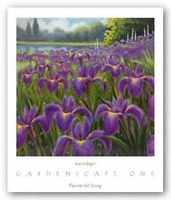 Gardenscape One Karen Dupre Art Print 24x24