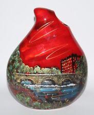 Anita Harris Art Pottery - The Belper Heritage Collection - Small Teardrop Vase